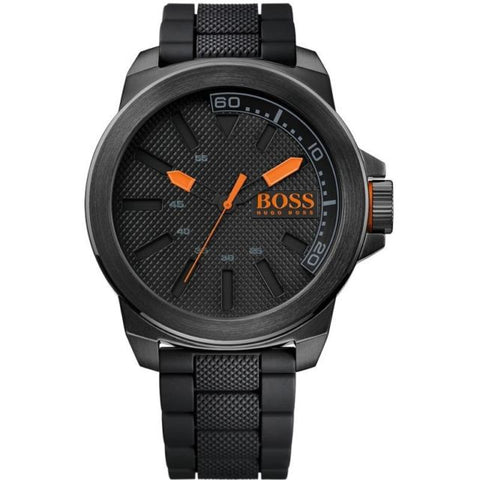Hugo Boss Orange New York Men's | Clocks & Rocks