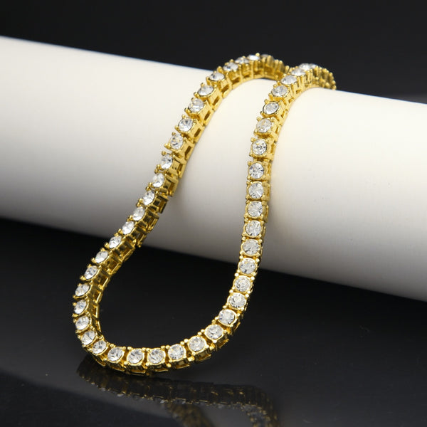 Chain Luxury Bracelets Gold | With Free Shipping at CLOCKS&ROCKS