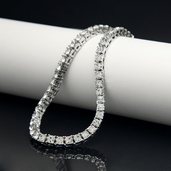 Chain Luxury Bracelets Silver | With Free Shipping at CLOCKS&ROCKS