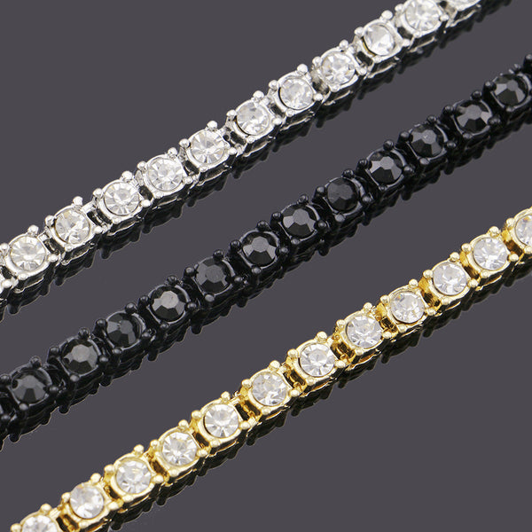 Chain Luxury Bracelets Gold, Silver, Black |With Free Shipping at CLOCKS&ROCKS