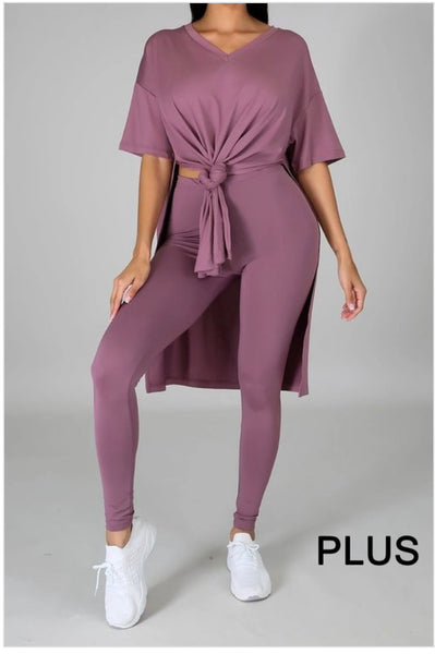 Levi Plus Two Piece Set