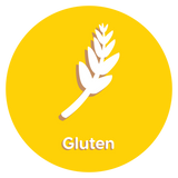 Free from Gluten