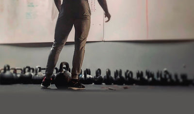 Fitness Hardware Launches New Line of Kettlebells!