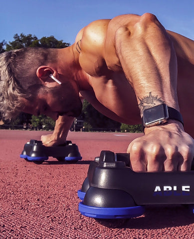 Everything you need to know about proper push-up form