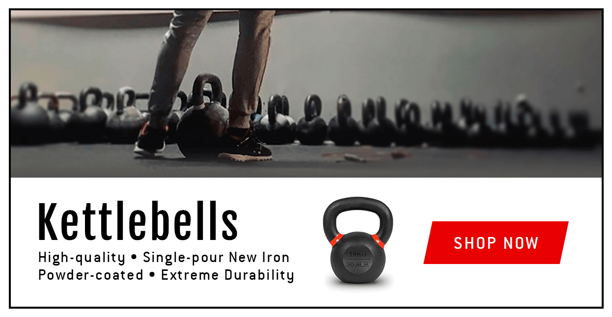 Shop Kettlebell Collection Now
