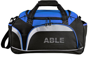 ABLE Gym Bag - Blue