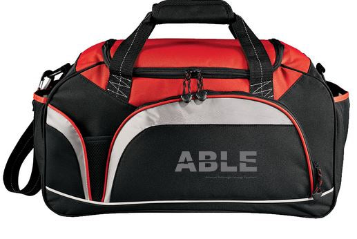 ABLE Gym Bag - Red