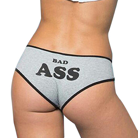 Bad Ass Briefs Panties