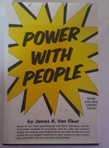 Power With People By k.van fleet