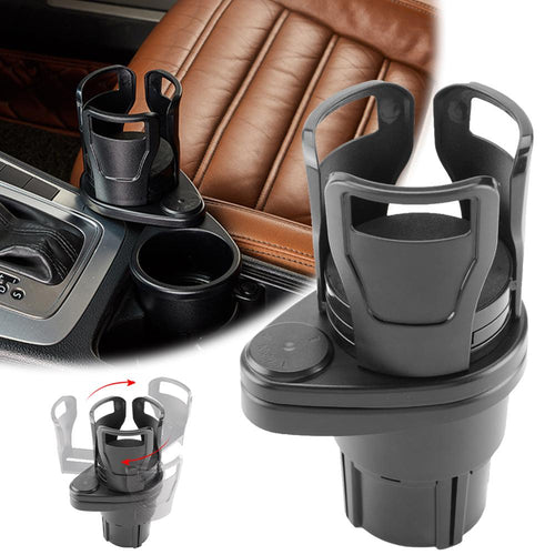 Multi-functional Car Water Cup Holder One Point Two Car Drinks Holders Insulation Cup Holder Drink Holder Drop Shipping