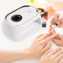 48W UV LED Nail Lamp For Manicure Nail Dryer with 2 Timer Settings LCD Display Two Hand Nail Dryer Lamp Nail Art Salon Tools
