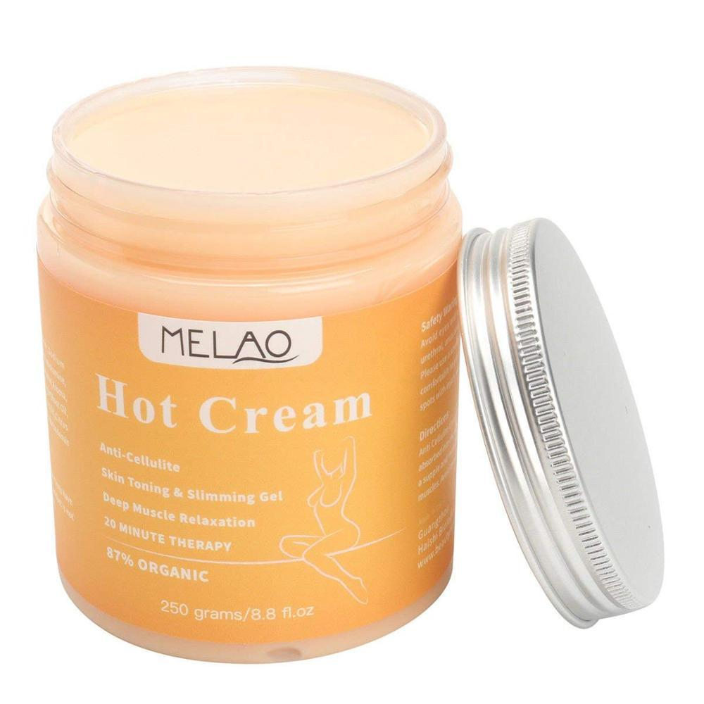 Fat Burner Weight Loss Cream Anti Cellulite Hot Cream Body Massager Gel Slimming