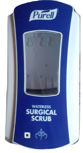 PURELL LTX-12Touch-Free Waterless Scrub Dispenser (ONLY BUY IF HAVE 1907 refill) USED