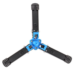 Extendable Camera Carbon Fiber Monopod with Removable Foldable Tripod