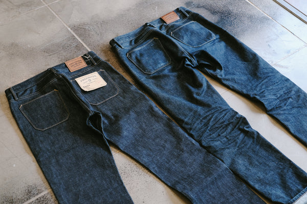 Raw Denim - Why You Need A Pair