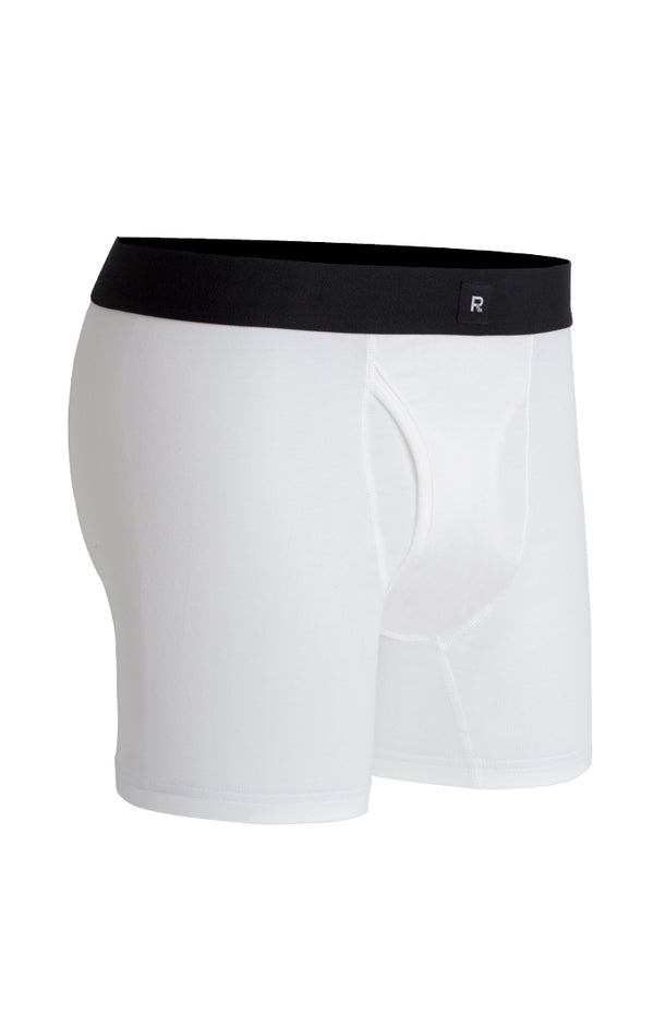 Smith Boxer Brief - White