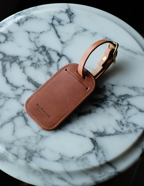 Standard Luggage Tag | Tan