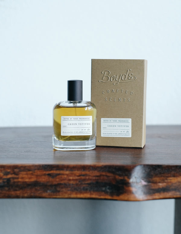 Eau de Parfum - Green Vetiver