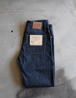Portola | Classic Taper | 14.25oz Raw Japanese Selvedge Denim