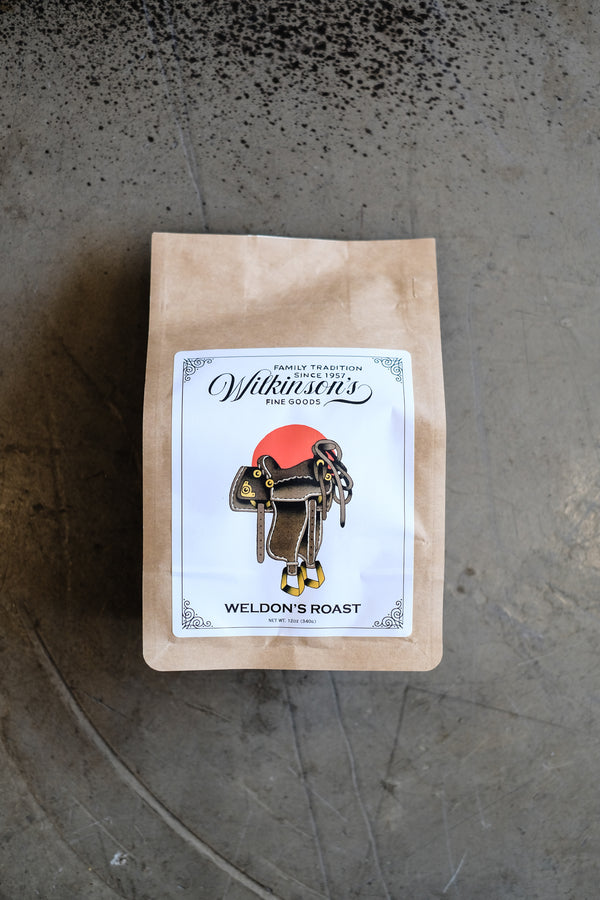 Weldon's Roast Coffee