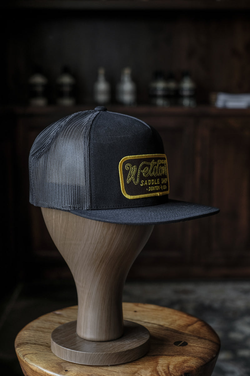 Weldon's Rope Hat - Black