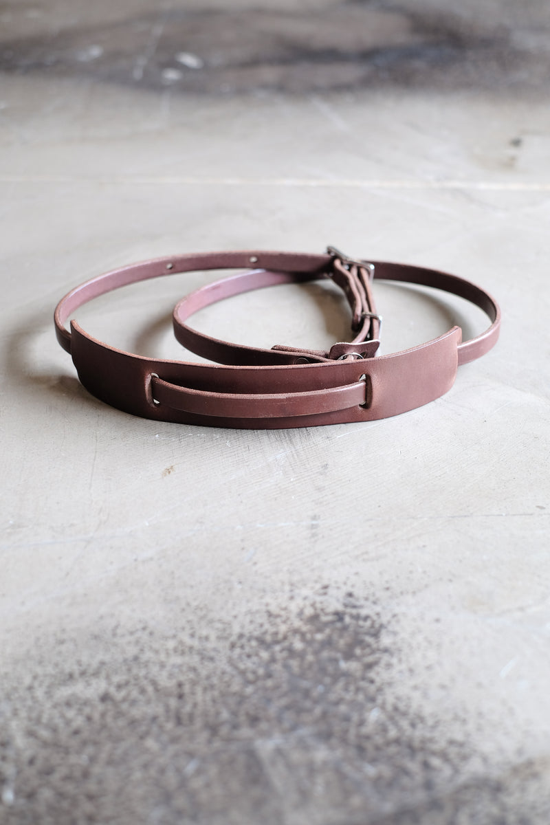 Camera Strap | Dark Brown