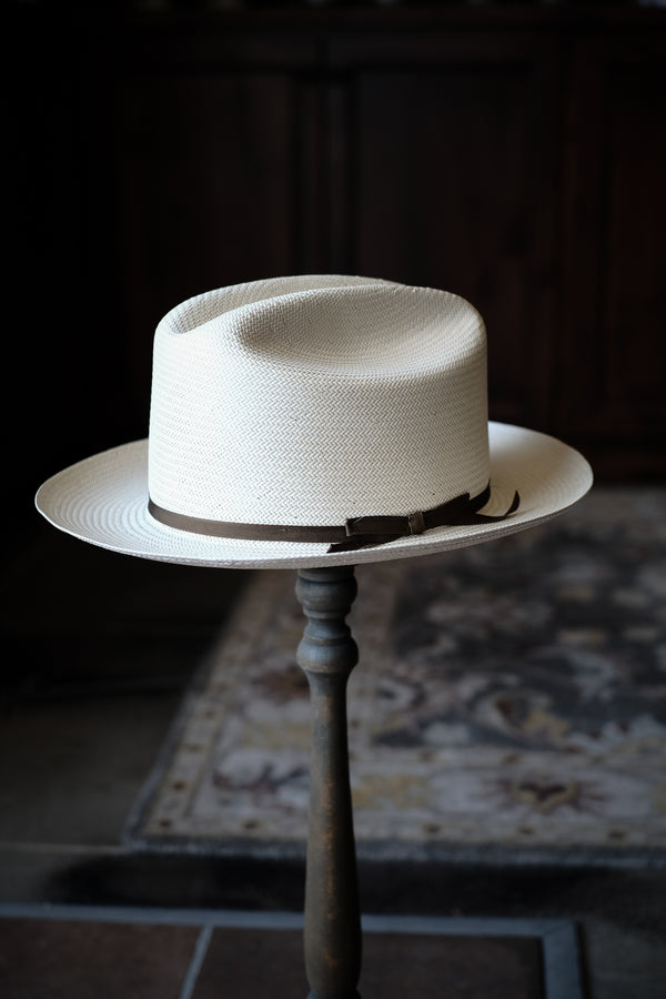 Stetson Open Road Straw | Silver Belly
