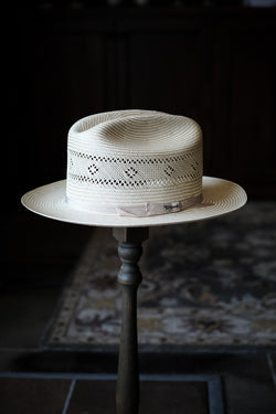 Stetson Open Road 2 Straw | Natural/Tan
