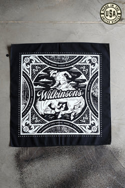 Wilkinson's Bandana | Black
