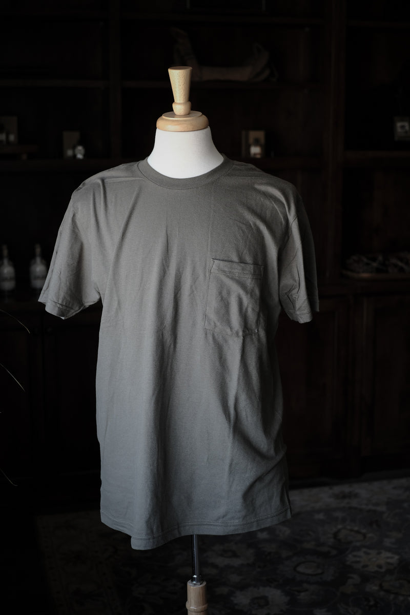 Wilkinson's Pocket Tee | Made In Texas | Olive