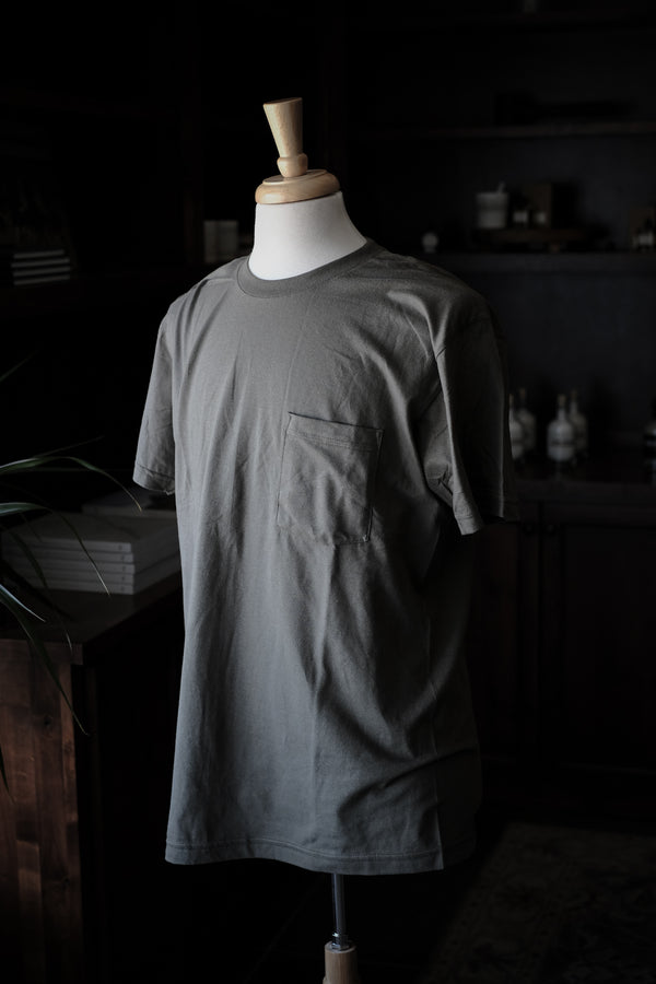 Texas Pocket Tee - Olive