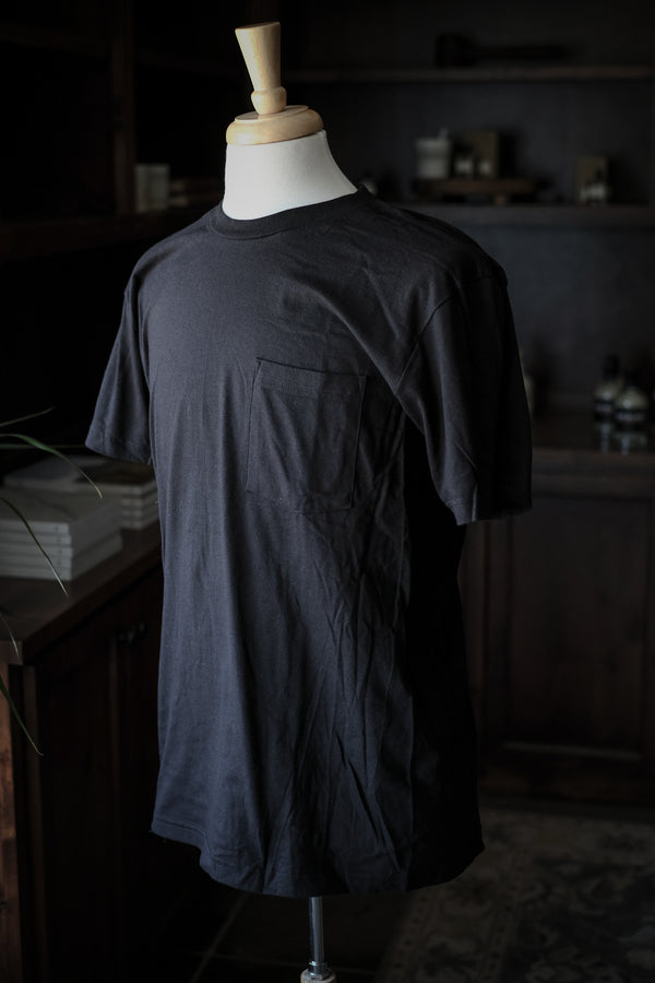 Wilkinson's Pocket Tee | Made In Texas | Black