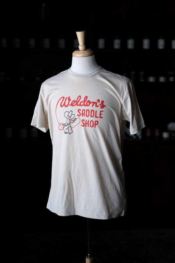 Vintage Weldon's Saddle Shop Tee