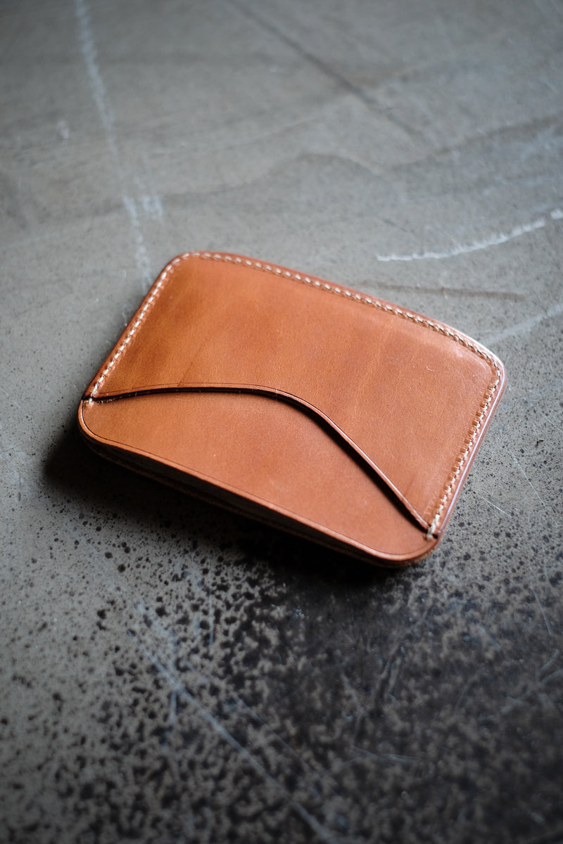 Hickory Type 1 Wallet - Buck Brown Harness Leather