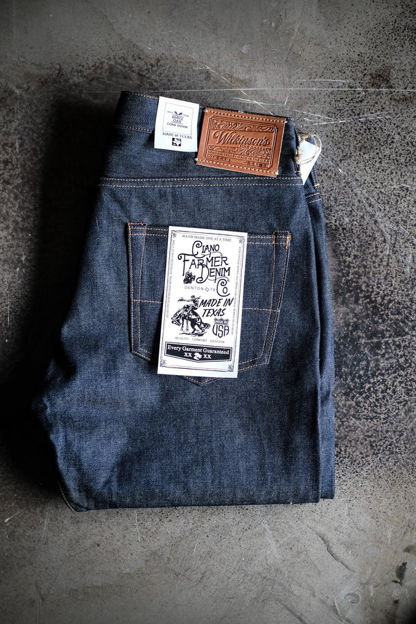 CFDC x Wilkinson's 13.5oz Cone Mills Denim - 901 Slim Fit