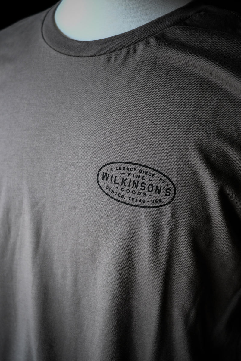 Wilkinson's Makers Mark Tee - Army