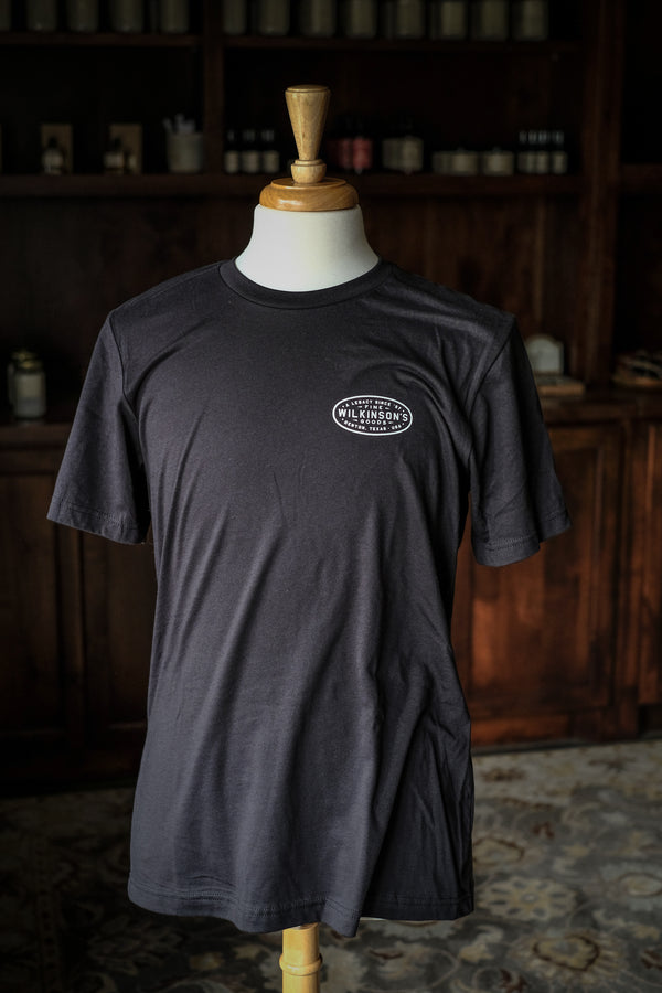 Wilkinson's Makers Mark Tee | Black