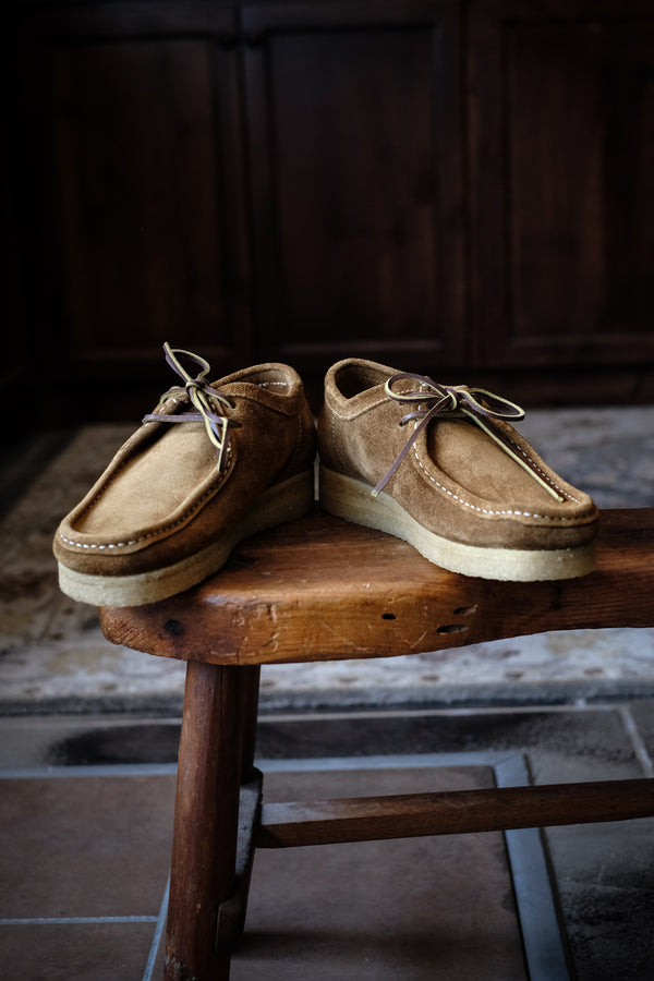 Type 1 Moccasin (FO G Brown)
