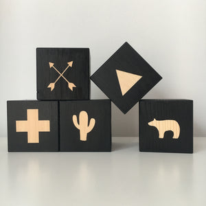 Baby Building Blocks - Adventurer Play Cubes