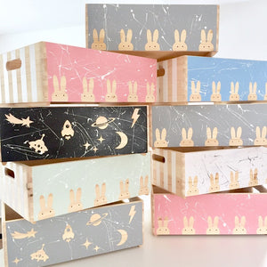 Bunny & Space Boxes