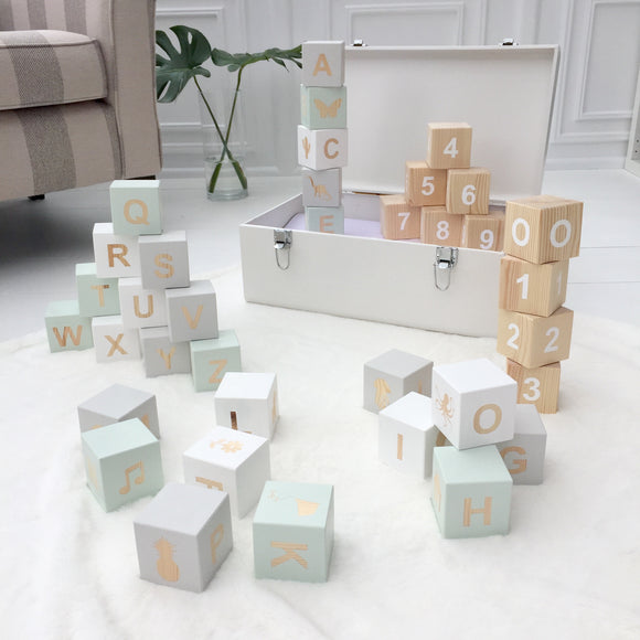 Personalised Building Blocks