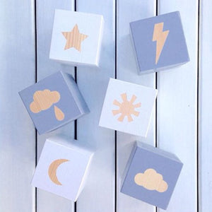 Nursery Decor - Wild Weather Collection