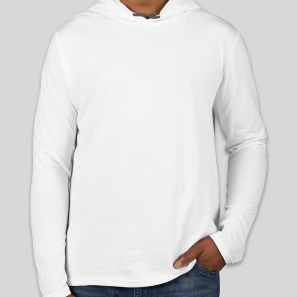 Hooded Long Sleeve T
