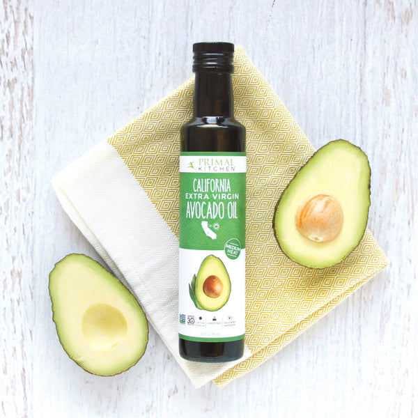 California Extra Virgin Avocado Oil