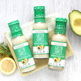 Primal Kitchen Green Goddess Salad Dressing Made with Avocado Oil - 3-Pack