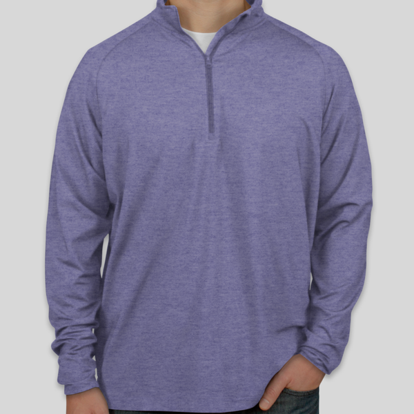 Performance Half Zip Pullover
