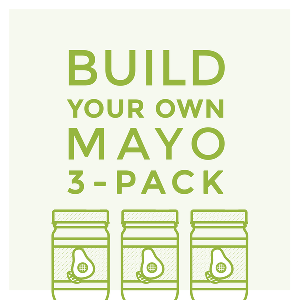 Build Your Own Mayo 3-Pack