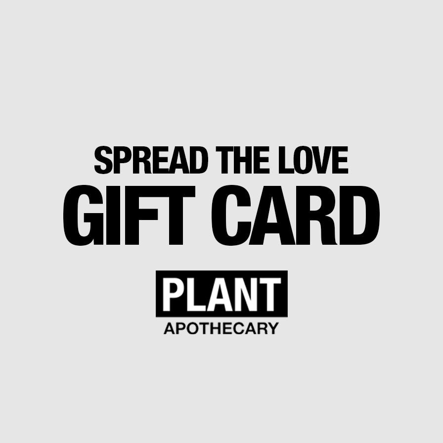 PLANT Apothecary gift card