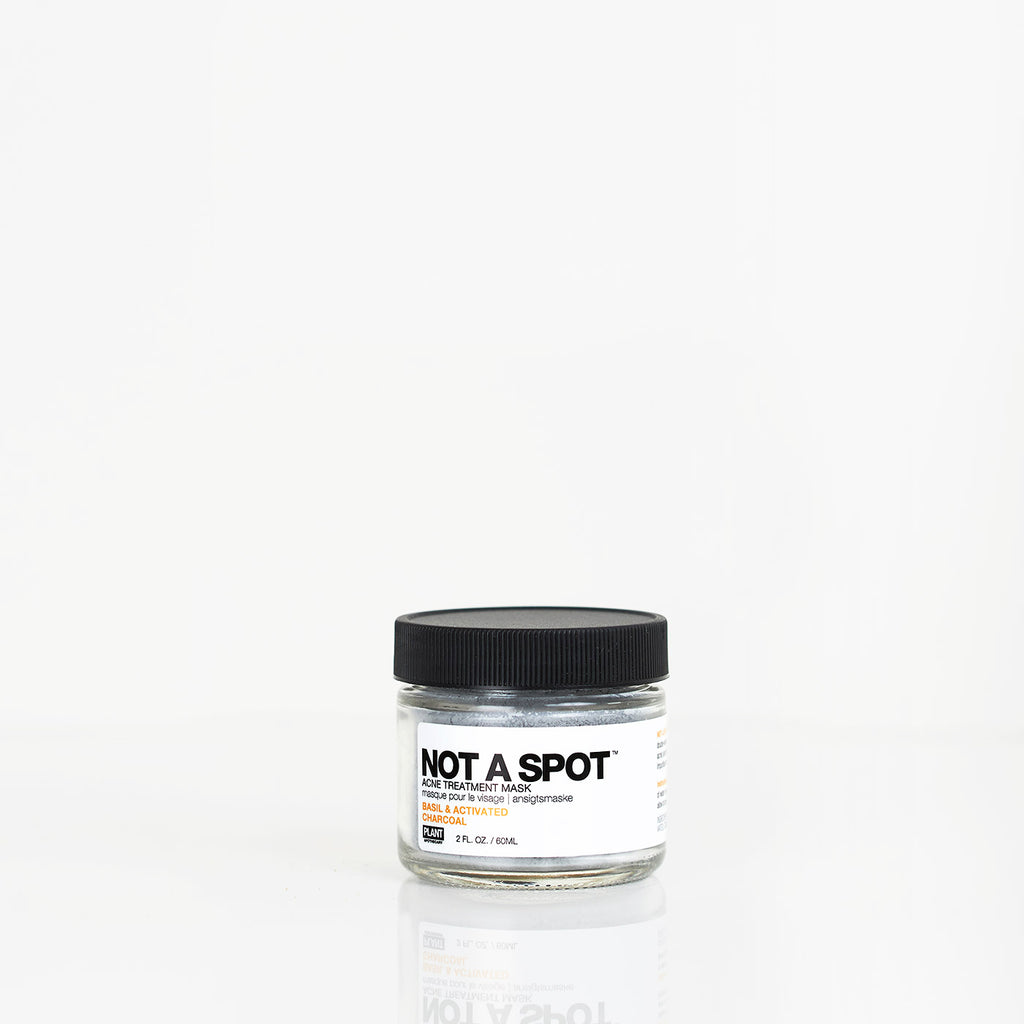 NOT A SPOT Acne Treatment Mask in front of white background