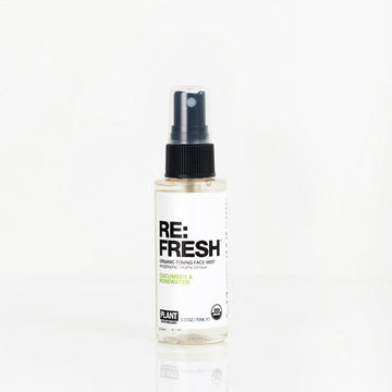 Re:Fresh organic toning facial mist